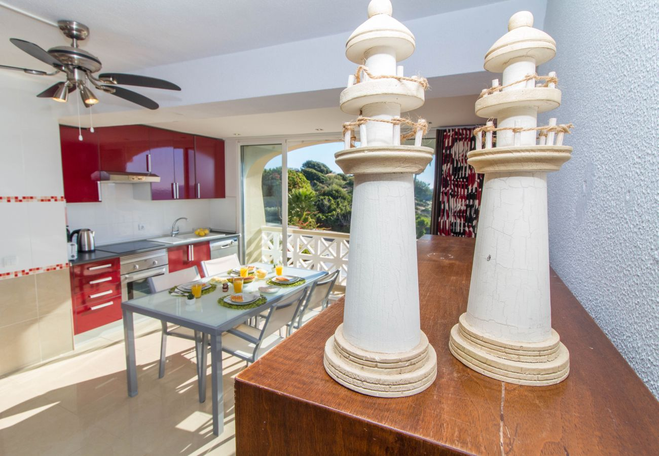Apartment in Albufeira - Aveiros Beach Apartment - D'alma Poncet