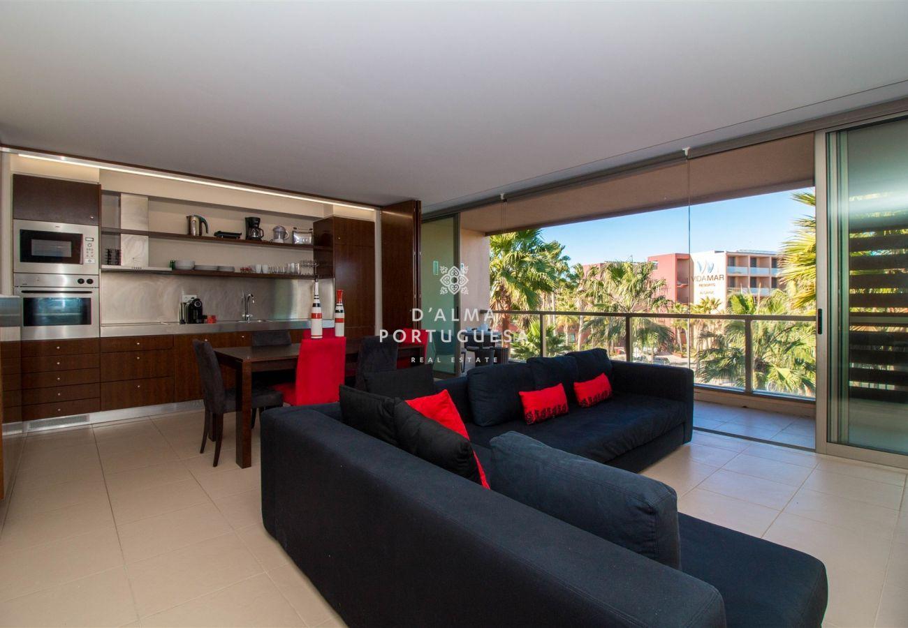 Apartment in Albufeira - Apartment Salgados Beach - D'Alma Alves