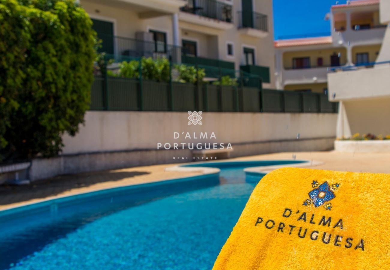 Apartment in Albufeira - Olhos d'Água Apartment - D'Alma Olhos do Mar