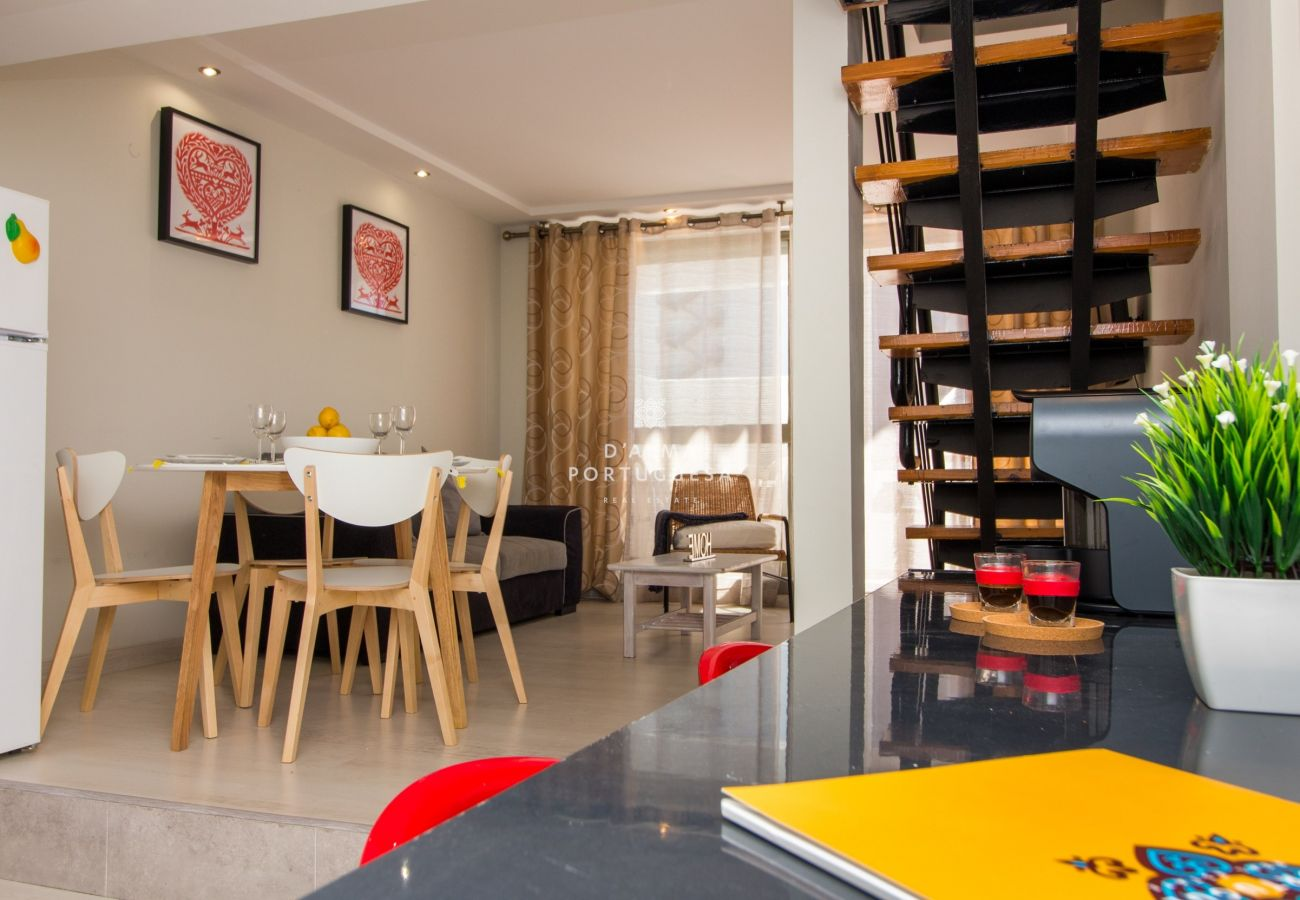 Apartment in Albufeira - D'Alma Village Apartment- With three bedrooms