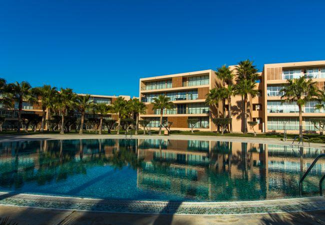 in Albufeira - Apartment Salgados Beach- D´alma Garden View
