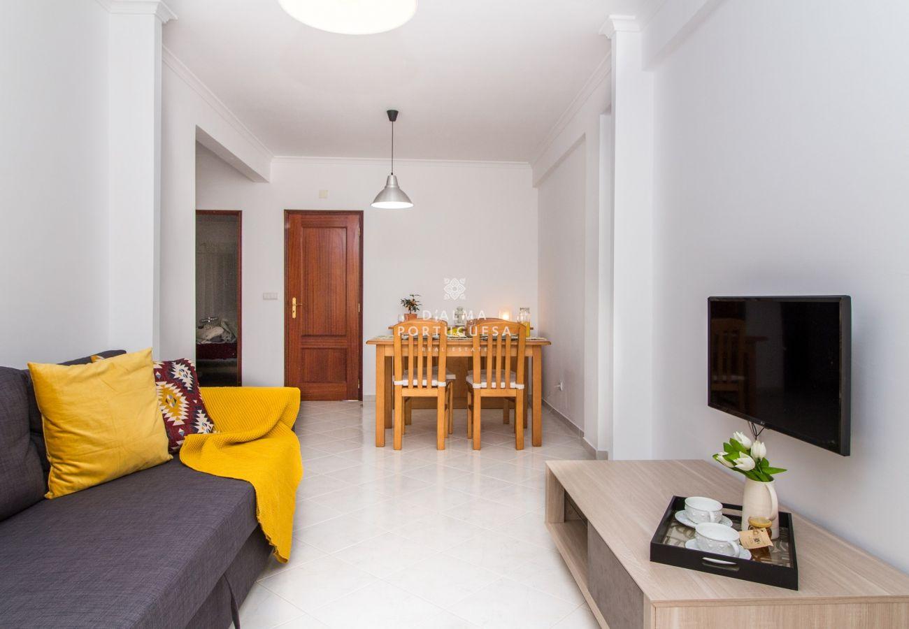 Apartment in Olhos D´Água - Apartment Olhos de Água- D´alma Sul