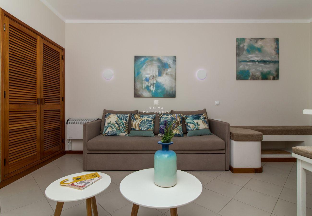 Studio in Albufeira - D´alma Apartment- Bela Vista
